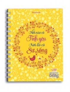 Notebook - Phong cách sống: Nơi nào có tình yêu nơi đó có sự sống