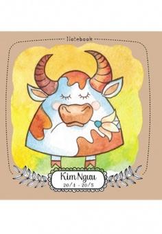 Notebook - 12 Cung hoàng đạo : Kim Ngưu
