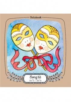 Notebook - 12 Cung hoàng đạo : Song Tử