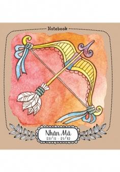 Notebook - 12 Cung hoàng đạo : Nhân Mã