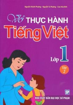 Vở thực hành Tiếng Việt lớp 1 - Tập 2
