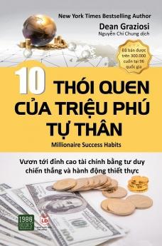 10 thói quen của triệu phú tự thân