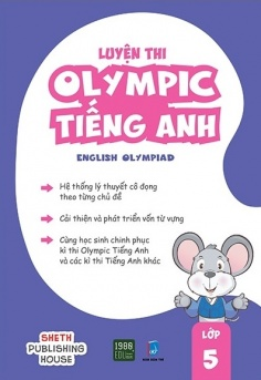 Luyện Thi Olympic Tiếng Anh - English Olympiad - Lớp 5