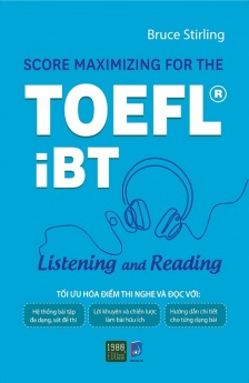 Score Maximizing for the TOEFL®iBT - Listening and Reading