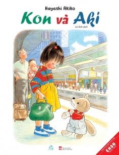 Ehon - Kon và Aki