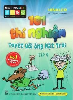 101 Thí nghiệm - Tuyệt vời ông mặt trời (Tập 4)