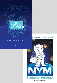 Combo: NYM - Tôi của tương lai (Bản thường) + Tôi, tương lai và thế giới