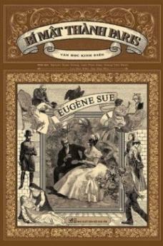 Bí mật thành PARIS - Tập 1 (Bìa mềm)