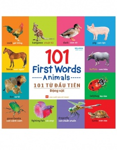 101 từ đầu tiên: Động vật