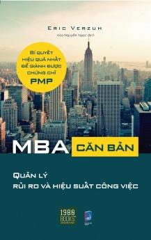 MBA căn bản - Quản lý rủi ro và hiệu quả công việc