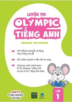 Luyện thi Olympic Tiếng Anh lớp 1