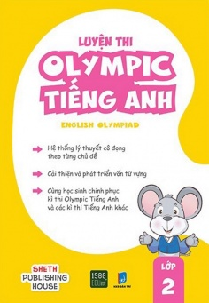 Luyện thi Olympic Tiếng Anh lớp 2