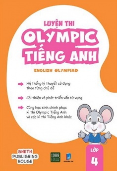 Luyện thi Olympic Tiếng Anh lớp 4