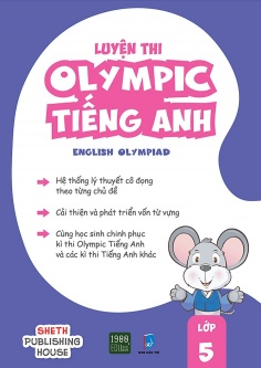 Luyện thi Olympic Tiếng Anh lớp 5