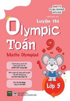 Luyện Thi Olympic Toán - Maths Olympiad - Lớp 5
