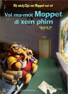 Chú voi Moppet Vui vẻ: Voi Mamut Moppet đi xem phim