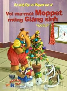 Chú voi Moppet Vui vẻ: Voi Mamut Moppet mừng Giáng sinh