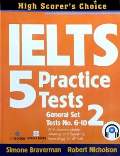 IELTS 5 Practice Tests, General Set 2