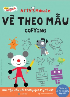 Arty Mouse – Vẽ theo mẫu