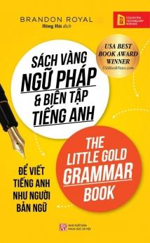 Sách vàng ngữ pháp & biên tập tiếng Anh