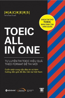 Hackers TOEIC all-in-one