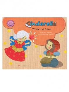 Cô bé lọ lem - Cinderella (Song ngữ Việt - Anh) (Tái bản)