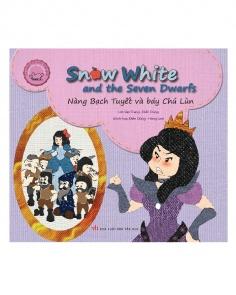Nàng Bạch Tuyết và bảy chú lùn - Snow White and the seven dwarfs (Song ngữ Việt - Anh) (Tái bản)