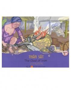 Cổ tích Việt Nam song ngữ: Sự tích Thần sắt