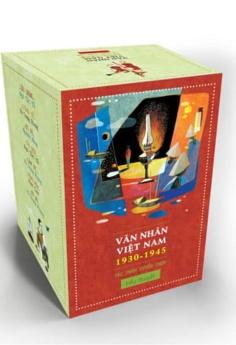 Văn nhân Việt Nam 1930-1945 (Tiểu thuyết)
