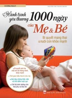 Hành trình yêu thương 1000 ngày của mẹ và bé