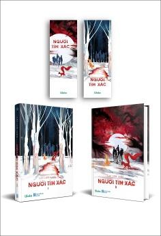 [Giá ưu đãi khi thanh toán trước] Combo Người Tìm Xác tập 1+2 tặng Vòng tay Hồ Ly và Poster 3D Tam sinh linh thú giá ưu đãi 276K!