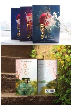 Sale trợ giá mùa dịch - Combo 5 cuốn: Boss Là Nữ Phụ tập 1, 2, 3 và Chọc Tức Vợ Yêu tập 4 + 5 chỉ còn 451K!