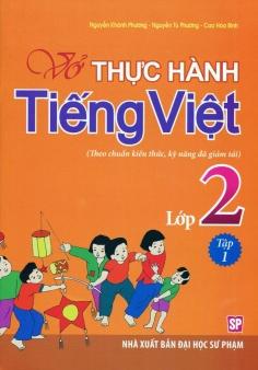Vở thực hành Tiếng Việt lớp 2 - Tập 1