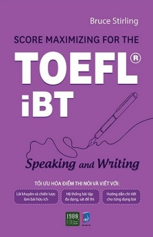 Score Maximizing for the TOEFL® iBT – Speaking and Writing