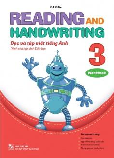 Đọc và tập viết Tiếng Anh dành cho học sinh tiểu học 3