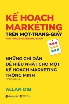 Kế hoạch marketing trên 1 trang giấy