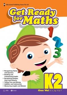 Get ready for Maths K2 - Cùng con yêu làm quen với toán học