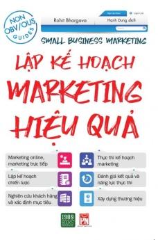 Lập kế hoạch Marketing hiệu quả