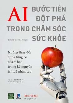 AI bước tiến đột phá trong chăm sóc sức khỏe