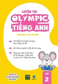 Luyện thi Olympic tiếng Anh - English Olympiad - Lớp 2