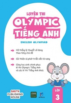 Luyện thi Olympic tiếng Anh - English Olympiad - Lớp 3