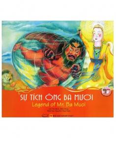 Cổ tích Việt Nam song ngữ: Sự tích Ông Ba Mươi