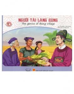 Danh nhân Việt Nam song ngữ: Người tài làng Bùng
