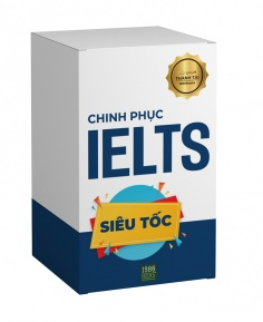 """Hộp Sách (Gồm 3 Cuốn): Chinh Phục IELTS: """"Check Your English Vocabulary For IELTS"""" + """"IELTS No Vocab - No Worries!"""" + """"Unconventional Tactics For Achieving IELTS Writing"""""""