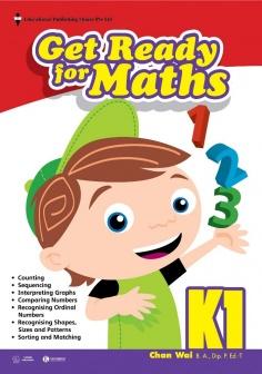 Get Ready for Maths K1 - Cùng con yêu làm quen với toán học