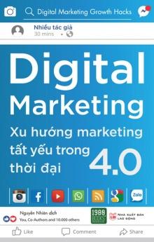 Digital Marketing - Xu hướng marketing tất yếu trong thời đại 4.0