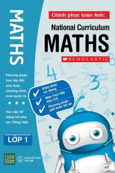 Chinh phục toán Anh lớp 1