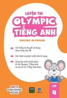 Luyện thi Olympic tiếng Anh - English Olympiad - Lớp 4