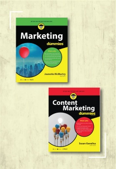 Combo Content Marketing for Dummies + Marketing for Dummies