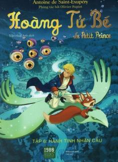 Hoàng tử bé - Tập 6: Hành tinh Nhãn Cầu